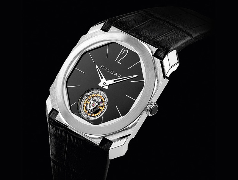 Bulgari Octo Finissimo is the world's thinnest tourbillon