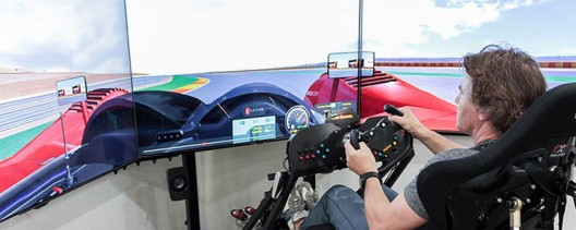"Ferrari Formula One Engineer-Designed Racing Simulator is ""Nearest to Reality"""
