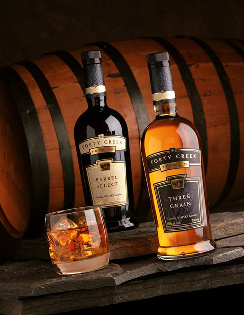 Campari Adds Forty Creek Canadian Whisky to Growing Portfolio
