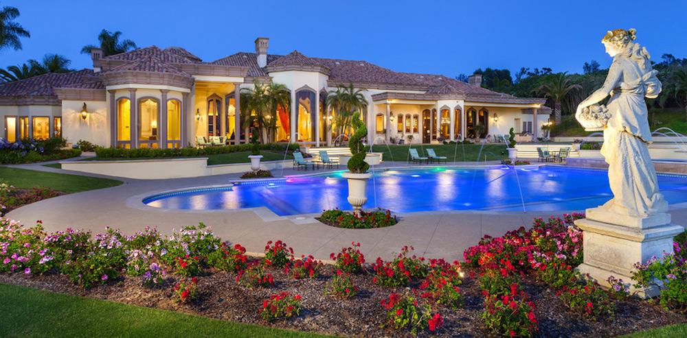 Casa De Los Suenos, Extravagant Mediterranean Estate