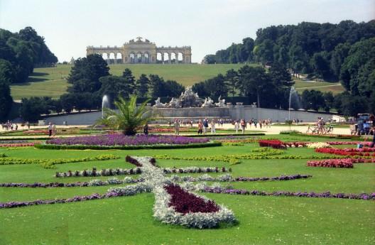 Castle Schönbrunn In Vienna Opens Its Doors