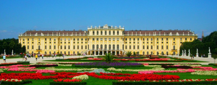 Castle Schönbrunn In Vienna Opens Its Doors