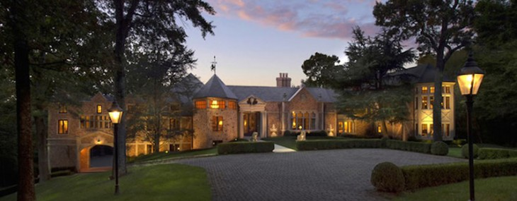 Luxury Estate in Buckhead-Sandy Springs - Chestnut Hall on Sale for $48 Million