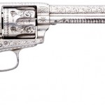 Colt Revolver With Tiffany Grips From 1876 At Heritage Auctions