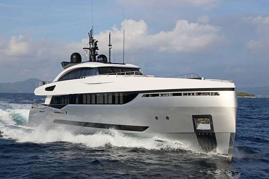 Superyacht of the week: The Columbus 40S Hybrid