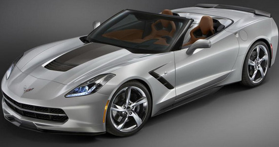Chevrolet will offer two new Corvette models for 2015, Corvette Corvette Atlantic and Pacific