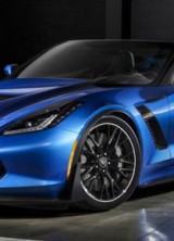 New 2015 Chevrolet Corvette Z06 Convertible