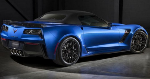 new Cabrio version will be presented at the fair in New York