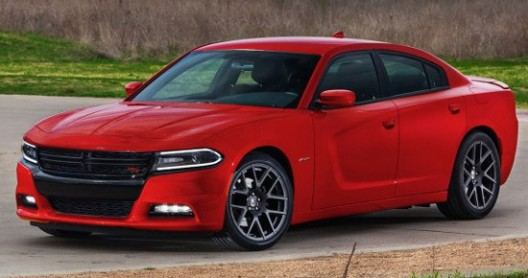 premieres of this year's Motor Show in New York are restyled versions of Dodge models Challenger and Charger