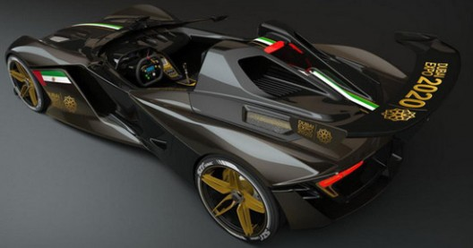 Dubai Roadster, New Sports Supercar From Emirates
