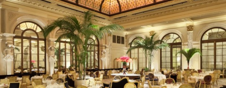 Celebrate Easter in New York at The Plaza Hotel's Palm Court