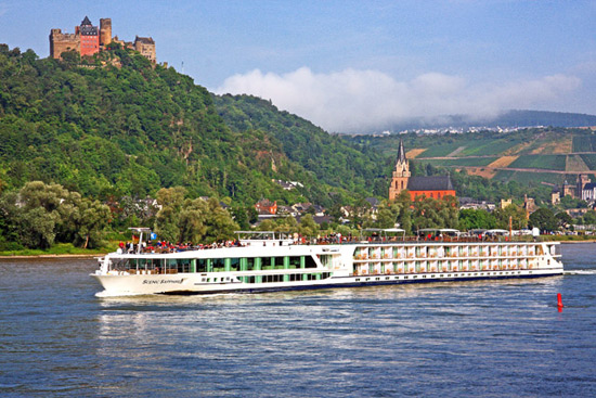 Europes Newest River Cruise Line Emerald Waterways EXtravaganzi - Emerald river cruise ship