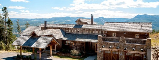 Concierge Auctions Offers Rustic Yet Modern Estate in the Rocky Mountains