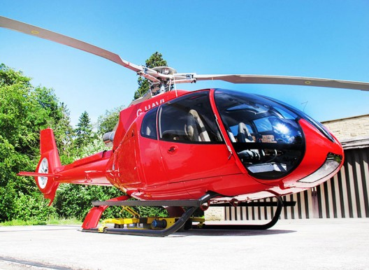 Eurocopter EC130 - Luxury Helicopter on Sale in UK