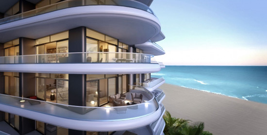 Most expensive listing of Miami Beach - $50 million duplex condo at Faena Residence under contract