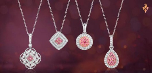 Think Pink Diamonds for Mothers Day!Fiamma Jewelry