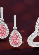 Fiamma Jewelry's Pink Diamonds Collection