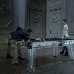 Filotto – Crystal Pool Table by Calma e Gesso