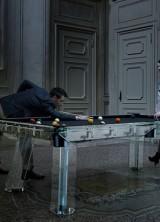 Filotto – Crystal Pool Table by Calma e Gesso