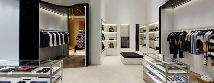 Givenchy Opened Its First Store in the US in Las Vegas