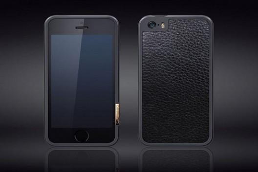 iPhone 5 Titanium Bumper Case From Gresso