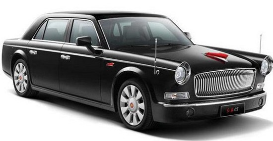 Chinese Hongqi L5 Sedan Costs $800,000