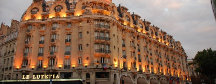 Iconic Parisian Hotel Lutetia Offers Furniture and Decoration Objects at Auction