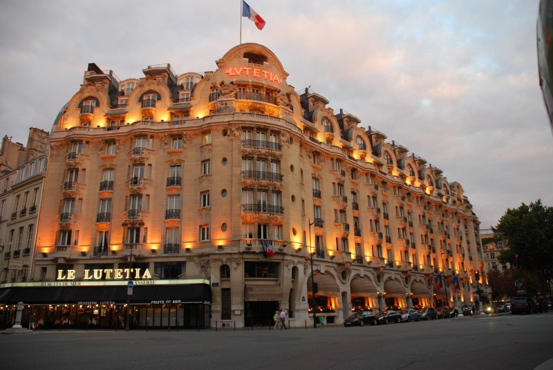 Hotel Lutetia Taking Goods to Auction in Paris