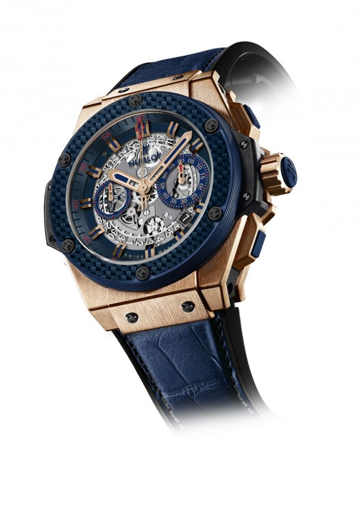 "Hublot King Power ""Special One"" in Honor of Jose Mourinho"