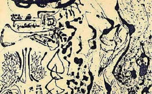 Jackson Pollock's Masterpiece Could Fetch $20 Million at Christie's
