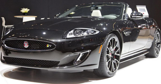 Jaguar XKR Fifty Final Edition will be sold only in the US