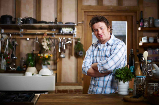 Jamie Oliver Opens His First restaurant At Sea