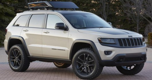 Jeep has prepared, for this year's Easter Jeep Safari in the US state of Utah, interesting concept vehicles