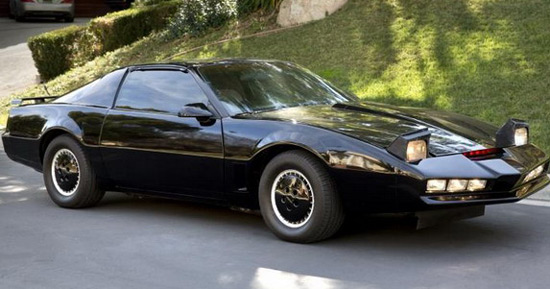 Replica Of KITT Car From Knight Rider Series On Sale