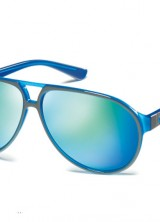 New Lacoste Aviator-Style Sunglasses