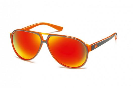 New Lacoste Aviator-Style Sunglasses