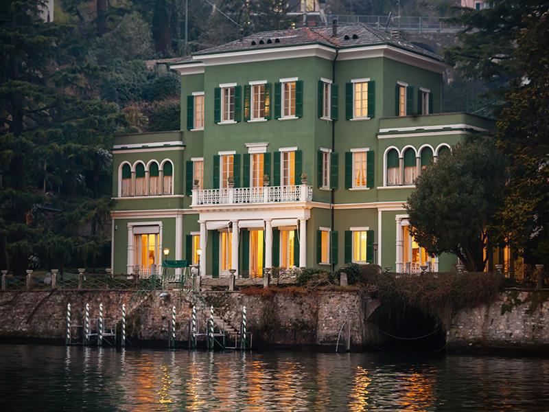 Beautiful Lakefront Villa On Lake Como In Italy EXtravaganzi