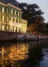 Beautiful Lakefront Villa On Lake Como In Italy