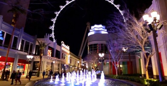 Las Vegas High Roller Ferris Wheel Is The Largest In The World