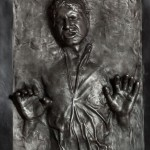 Life-size Han Solo in Carbonite Replica Could Be Yours for $7,000