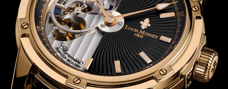 Louis Moinet Mecanograph – Limited Edition