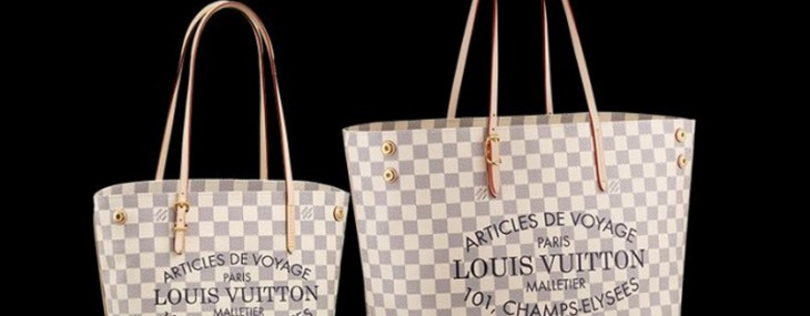 Louis Vuitton Cabas For Summer 2014