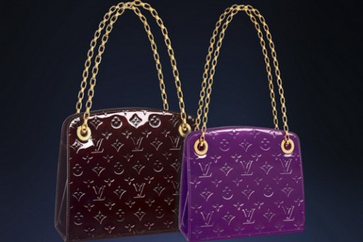 Louis Vuitton handbags Virginia, with Monogram Vernis décor, is designed for the lady