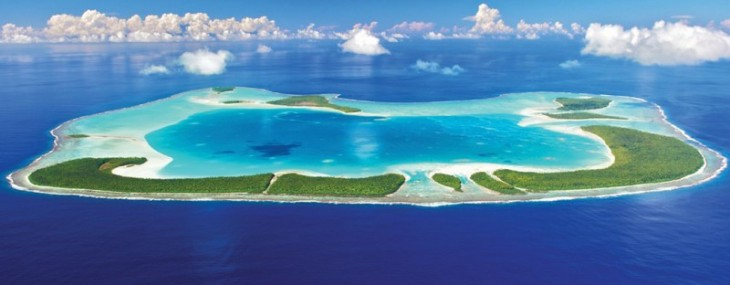 Stay At Marlon Brando's Private Island Tetiaroa