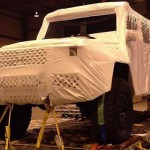 Mercedes Benz G63 AMG 6×6 In New Jurassic Park Movie