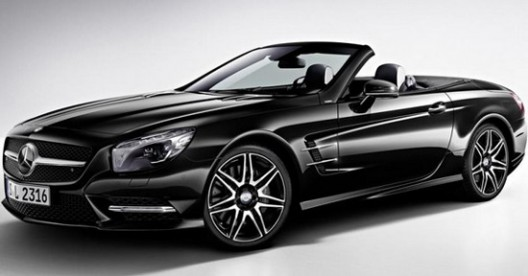 Refreshed And Stronger Mercedes SL400