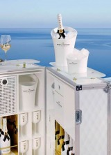 Moët & Chandon Ice Imperial Summer Escape Trunk Now Available at Selfridges