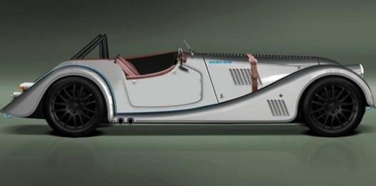 New Morgan Plus 8 Speedster