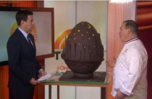 World's most expensive chocolate egg is up for sale