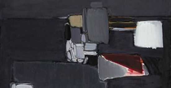 Nicolas De Staël's Composition 1950 Highlight at Sotheby's